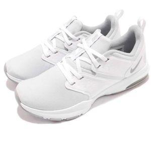 Nike Air Bella TR Training Shoe - White/Wolf Grey